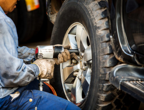 Why It's So Important to Change Your Tires Before Winter