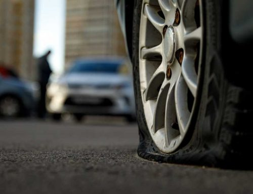 Flat Tires: The Safest Protocol in the Event of a Blowout
